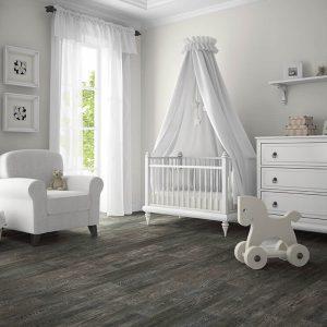 Vinyl flooring of baby room | Shoreline Flooring