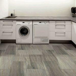 Washing machine area | Shoreline Flooring