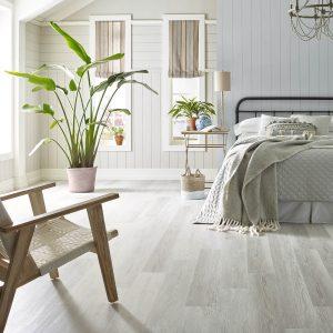 Bedroom vinyl flooring | Shoreline Flooring