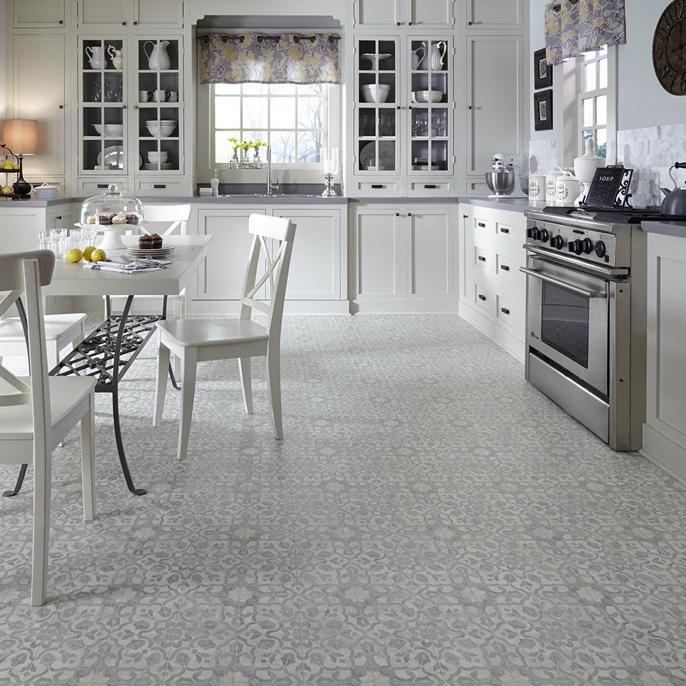 Kitchen Vinyl flooring   Shoreline Flooring