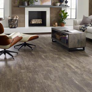 Paramount Plus Jade Oak Family room | Shoreline Flooring
