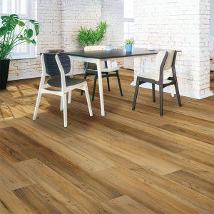 Vinyl Floor finishing | Shoreline Flooring