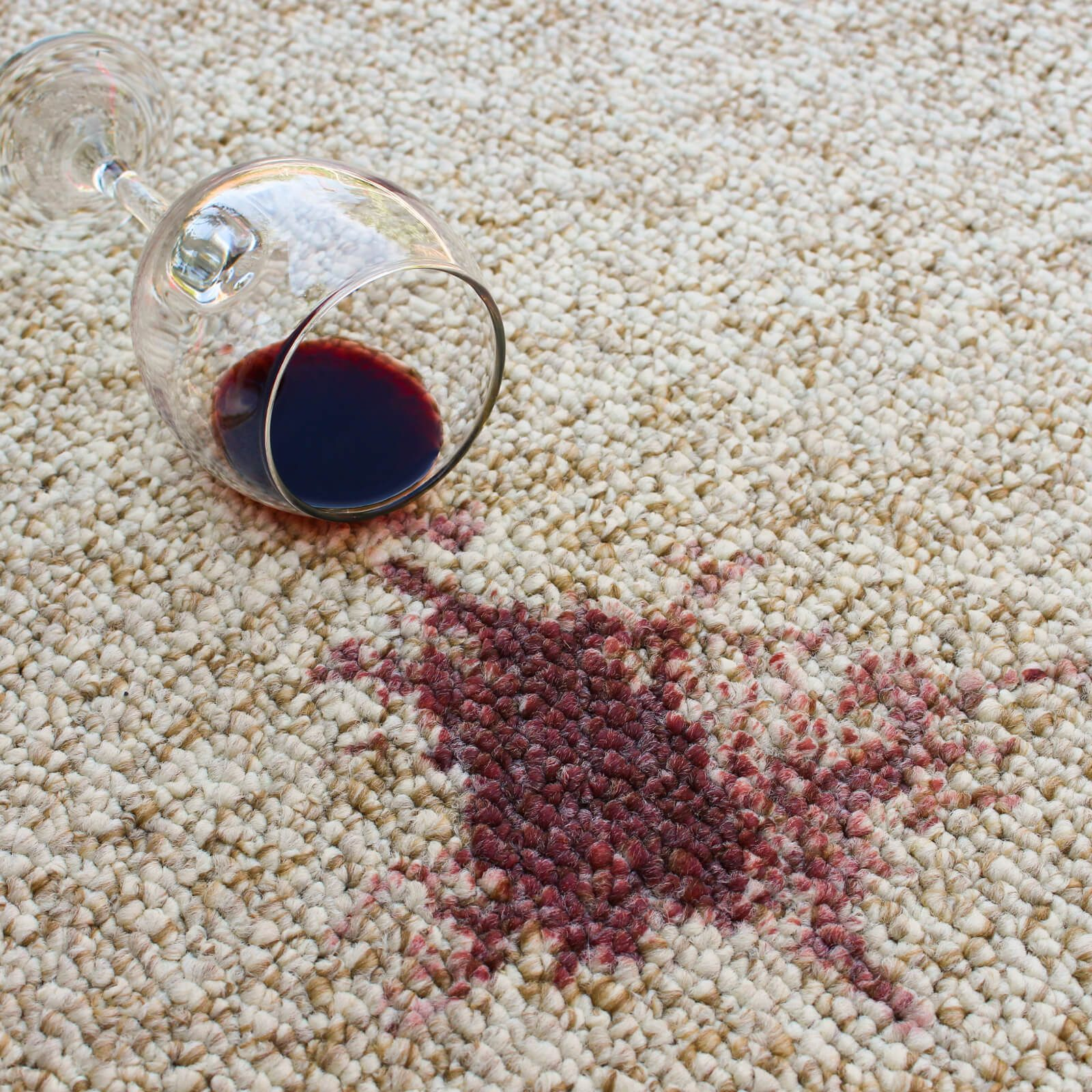 Carpet wine stain cleaning tips | Shoreline Flooring