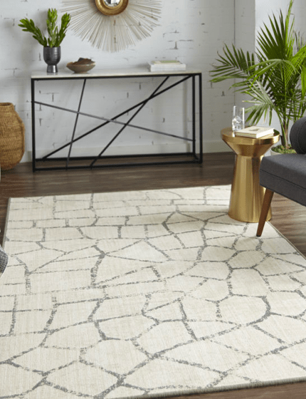 Stabilizes to the rugs | Shoreline Flooring