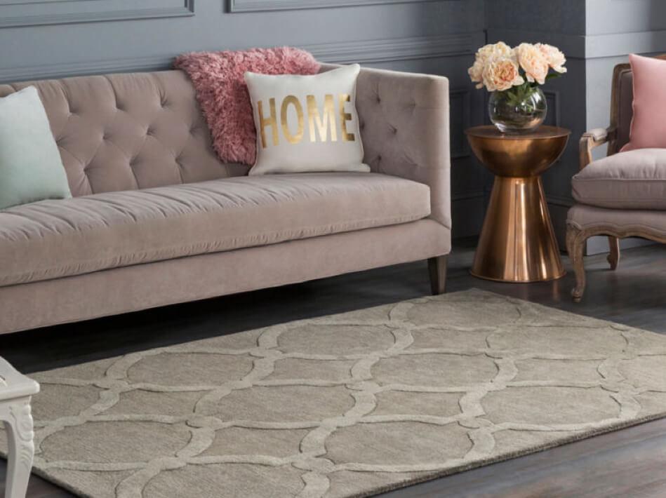 Artisitic weaver area rug | Shoreline Flooring