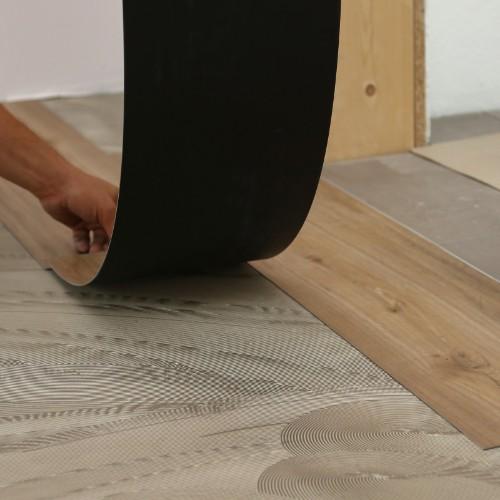 Vinyl installation | Shoreline Flooring