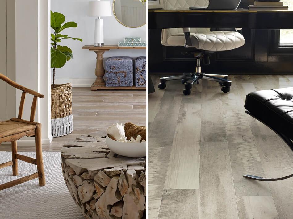 Laminate styles | Shoreline Flooring