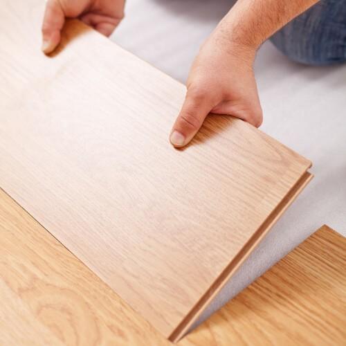 Laminate Installation process by professionals | Shoreline Flooring