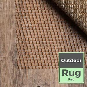 Rug pad outdoor oriental | Shoreline Flooring