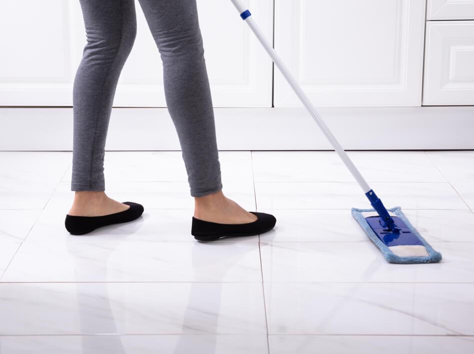 Sweep Tile flooring | Shoreline Flooring