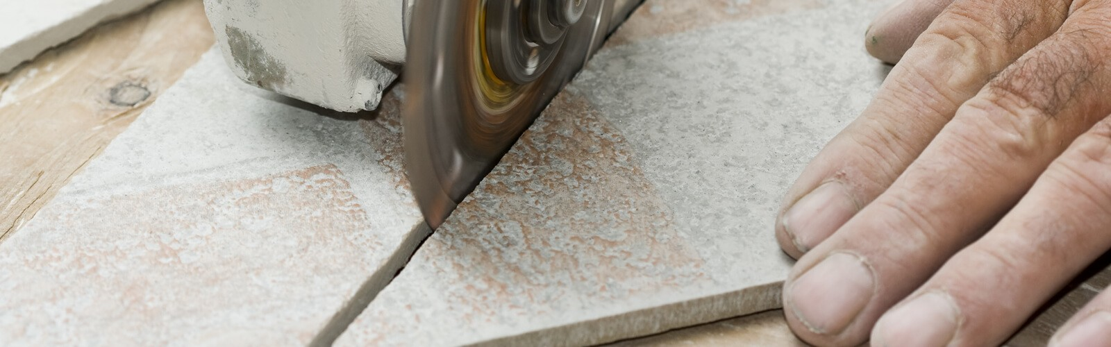 Installing tile | Shoreline Flooring
