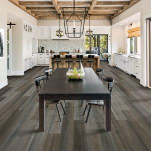 Dining room flooring | Shoreline Flooring
