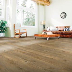 Spacious living room | Shoreline Flooring