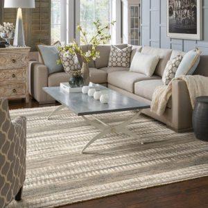 Modern living room flooring | Shoreline Flooring