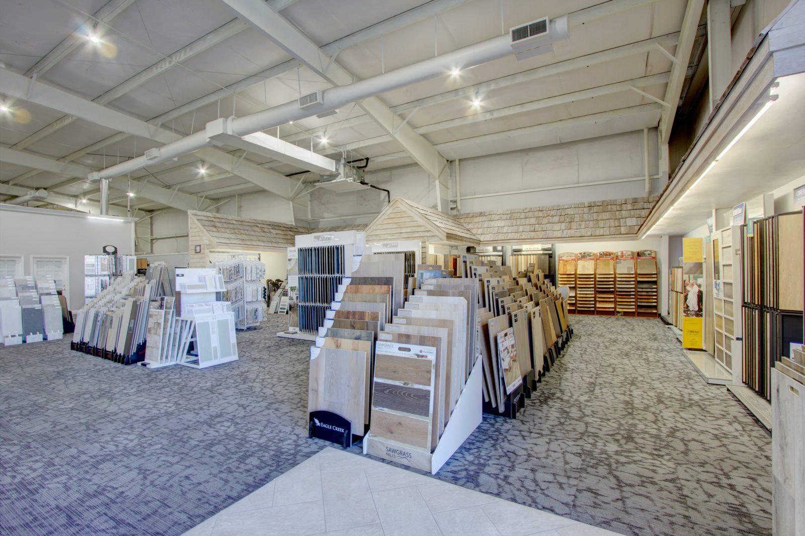 Showroom | Shoreline Flooring